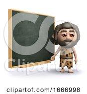 3d Caveman Teacher
