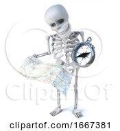 3d Skeleton Is Lost Again