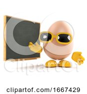 3d Egg Teaches Nutrition