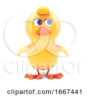 Poster, Art Print Of Little Chick