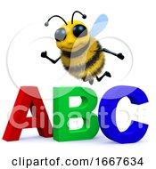 3d Alphabet Bee