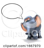 3d Elephant Talks