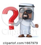 3d Arab Has A Question