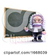 3d Judge Teaches Law