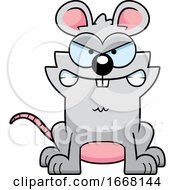 Cartoon Mad Mouse
