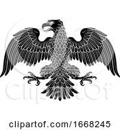 09/10/2019 - Eagle Imperial Heraldic Symbol