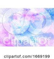 Pastel Watercolour Background