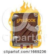 Fiery Spell Book
