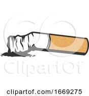 Poster, Art Print Of Cigarette