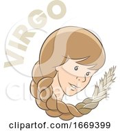 Virgo Girl Horoscope Zodiac Astrology