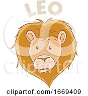 Leo Lion Horozcope Astrology Zodiac