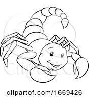 Scorpio Scorpion Horoscope Zodiac Astrology