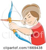 Sagittarius Archer Boy