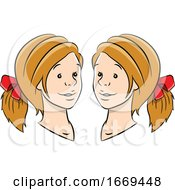 Gemini Twin Girls Horoscope Zodiac Astrology