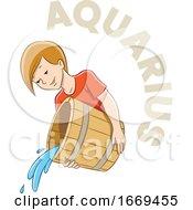 Aquarious Boy Zodiac Horoscope Atrology