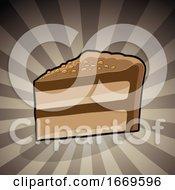 09/17/2019 - Slice Of Cake Over Rays