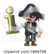 3d Pirate Captain Has Information