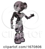 Robot Containing Cable Connector Head And Light Chest Exoshielding And Ultralight Chest Exosuit And Light Leg Exoshielding Sketch Pad Wet Ink Smudge Interacting