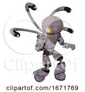 Android Containing Yellow Cyclops Dome Head And Light Chest Exoshielding And Prototype Exoplate Chest And Blue Eye Cam Cable Tentacles And Light Leg Exoshielding Sketch Fast Lines