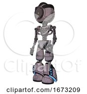 Mech Containing Green Dot Eye Corn Row Plastic Hair And Light Chest Exoshielding And No Chest Plating And Light Leg Exoshielding And Megneto Hovers Foot Mod Dark Dirty Scrawl Sketch