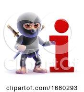 3d Ninja Assassin Has Information
