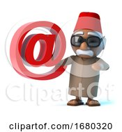 3d Moroccan Has An Email Address