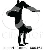 09/24/2019 - Street Dance Dancer Silhouette