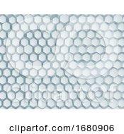 09/28/2019 - Hexagon Honeycomb Abstract Geometric Background