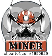 Mining Logo by Vector Tradition SM