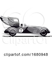 Motor Sports Logo by Vector Tradition SM