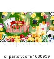 Casino Jackpot Background