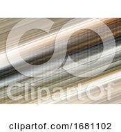 Abstract Background With A Striped Design