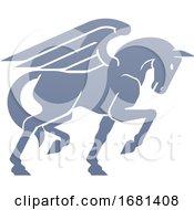 Pegasus Winged Horse Concept