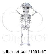 3d Skeleton Has Forgotten Something