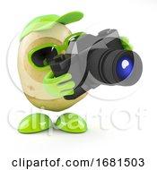 3d Potato Photographer