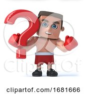 3d Boxer Has A Question