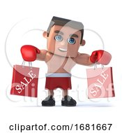 3d Boxer Has Been To The Sales