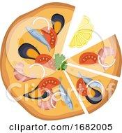 Pizza Fruti Di Mare