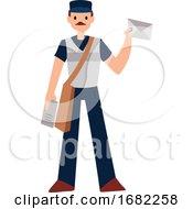 Postman Character