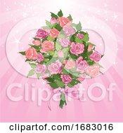 10/10/2019 - Sparkly Rose Bouquet