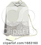 Poster, Art Print Of Tea Bag