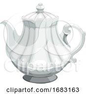 Poster, Art Print Of Tea Pot