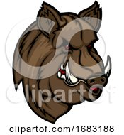 Tough Boar Mascot