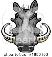 Warthog Mascot