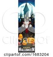 Poster, Art Print Of Halloween Border