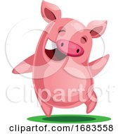 Happy Pig Chinese New Year