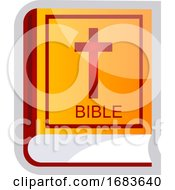 Yellow And Red Bible