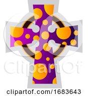 Multicolor Celtir Cross