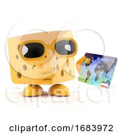 3d Cheese Spends