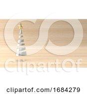 3d Render Christmas Background by KJ Pargeter #COLLC1684279-0055